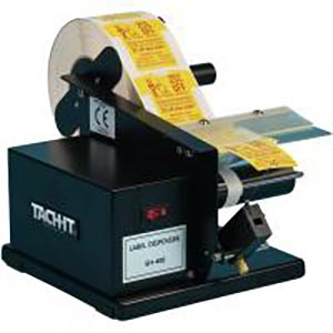 Tach-It SH400, Label Dispenser