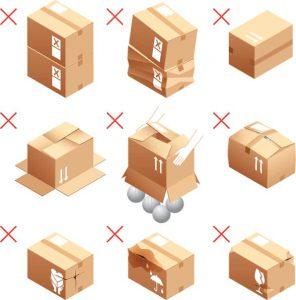 Packaging Hazards