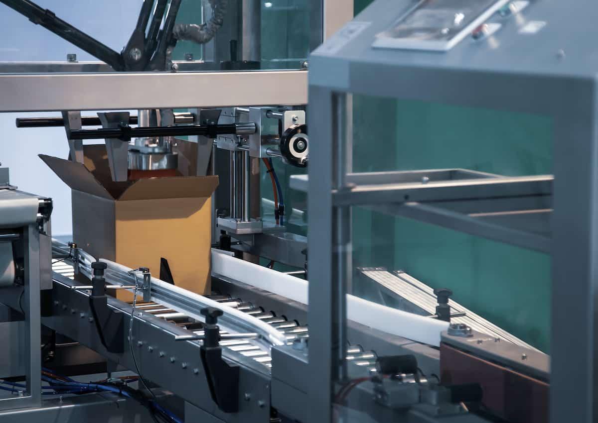 Efficient packaging equipment